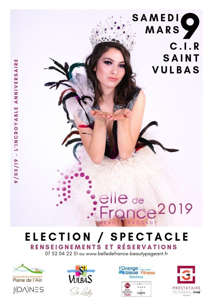 Belle de France 2019 Saint Vulbas